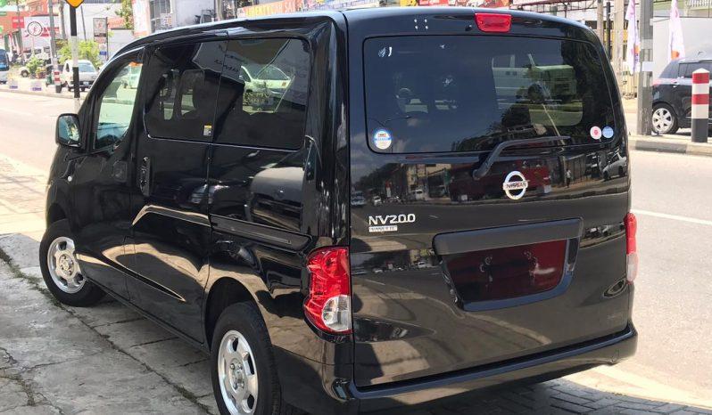 Nissan Vanette NV200 GX 2017 full