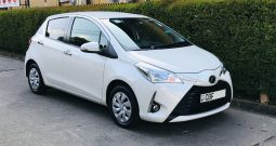 Toyota Vitz Version 2 – 2018