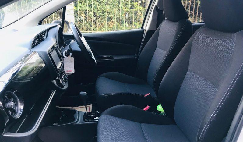 Toyota Vitz Version 2 – 2018 full