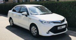 Toyota Axio Hybrid G 2015