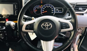 TOYOTA ROOMY CUSTOM GT TURBO 2017 full